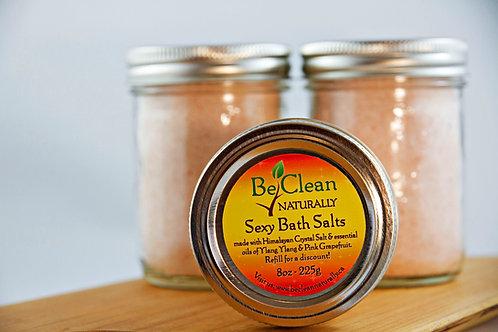 Scented Bath Salts ~ 250ml