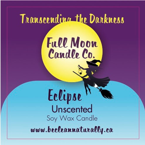 Eclipse Soy Candle Travel Tin