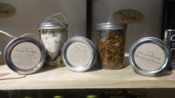 Herb and Tea Blends