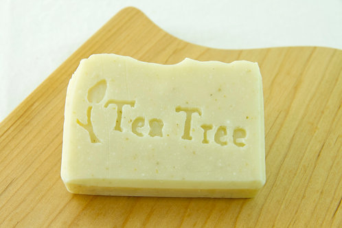 Tea Tree Soap Bar ~ Tea Tree, Lavender & Geranium
