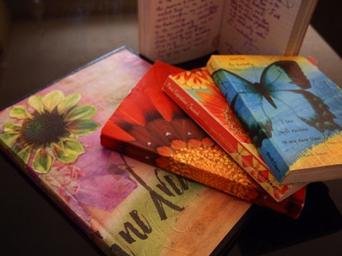 Journal Writing and the Springtime Within Workshop Series