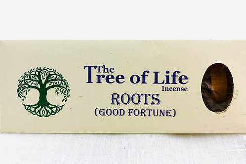 Roots Tree of Life Incense Sticks
