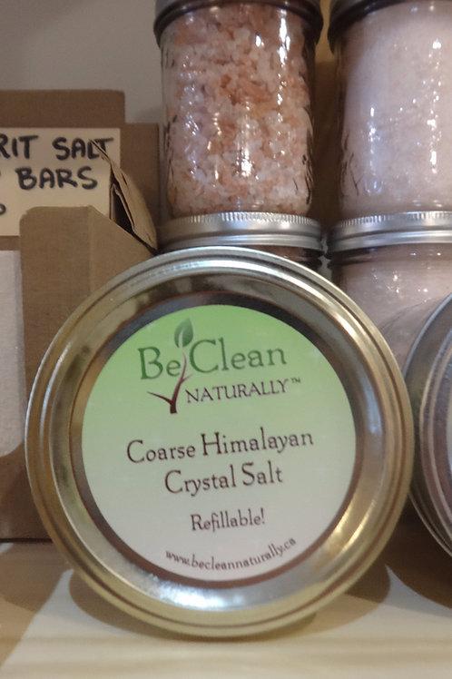 Coarse Himalayan Crystal Salt