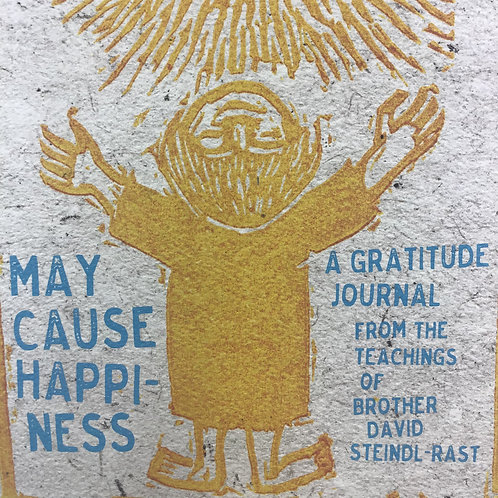 May Cause Happiness - A Gratitude Journal
