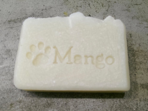 Mango Shampoo Bar ~ For the Pooch
