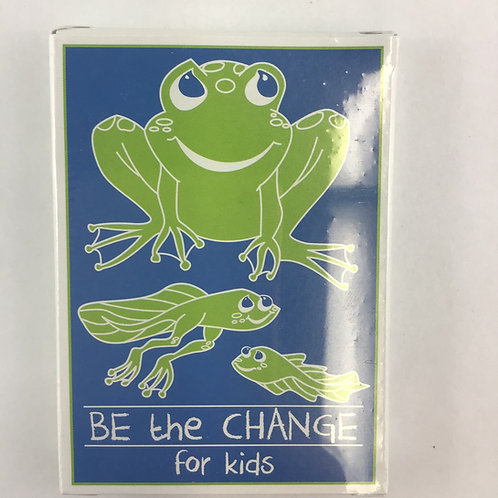 Be the Change Cards for Kids