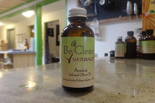 Arnica Infused Olive Oil
