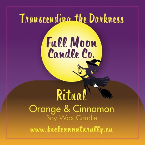 Ritual Soy Candle Travel Tin