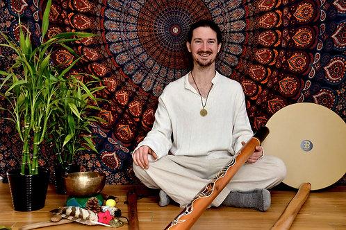 Sound Healing & Yoga Nidra Friday July 24th