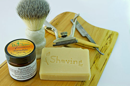 Shaving Soap Bar ~ Patchouli, Clove & Spearmint