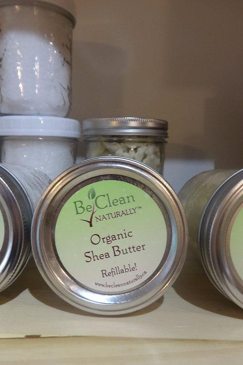 Organic Shea Butter - 500 mL