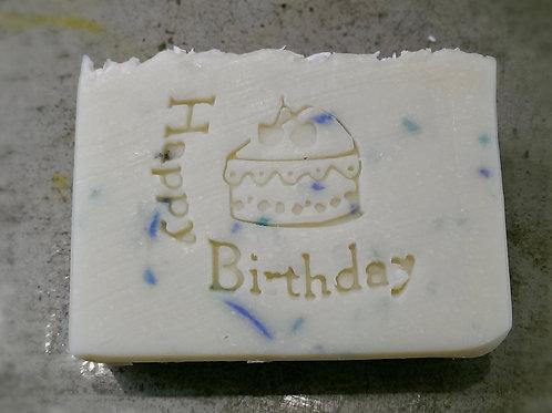 Happy Birthday Bar Soap