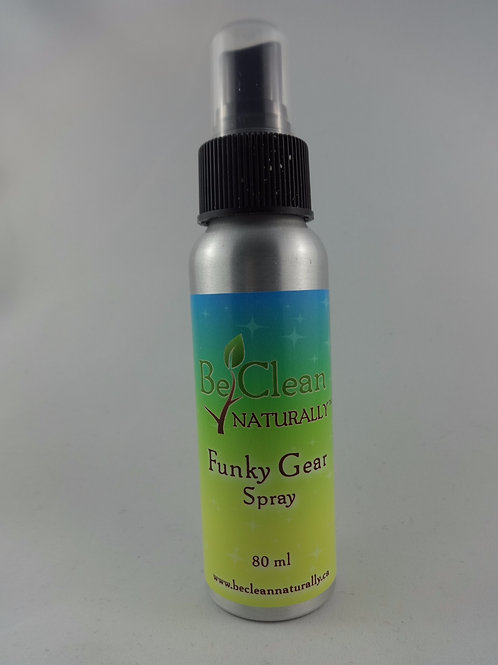 Funky Gear Spray 80ml