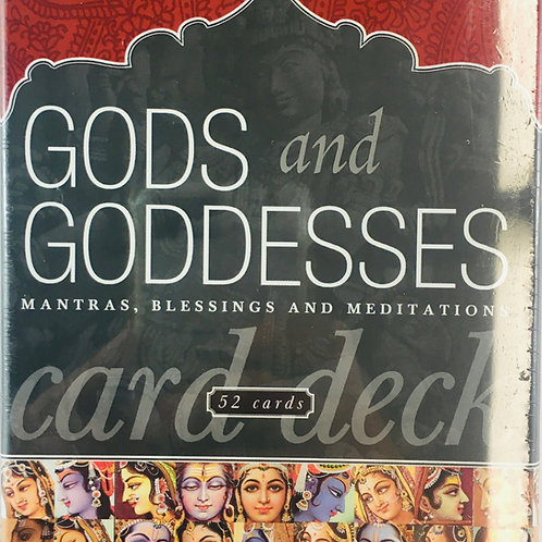Gods & Goddesses Card Deck
