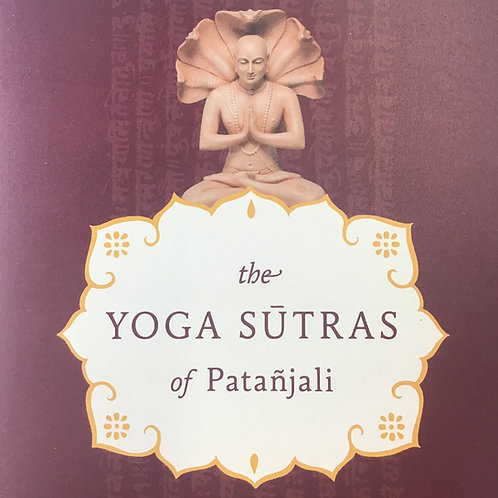 The Yoga Sutras of Patanjali - Edwin F. Bryant