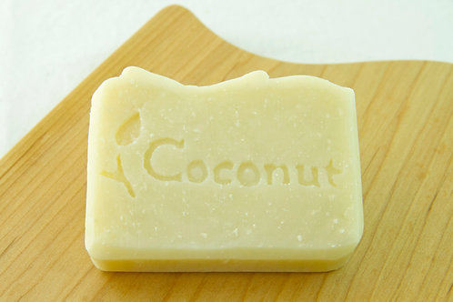 Coconut Soap Bar ~ Lime and Pink Grapefruit