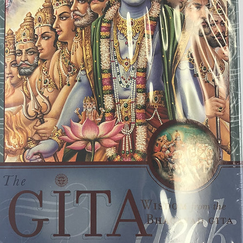 The Gita - Wisdom From the Bhagavad Gita Cards