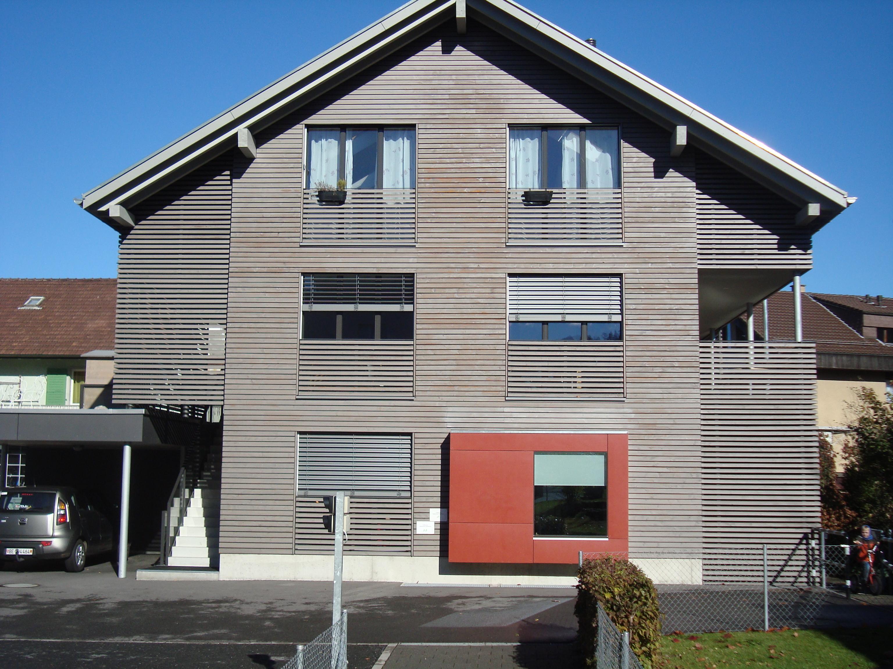 Maison en coproprieté | Suisse