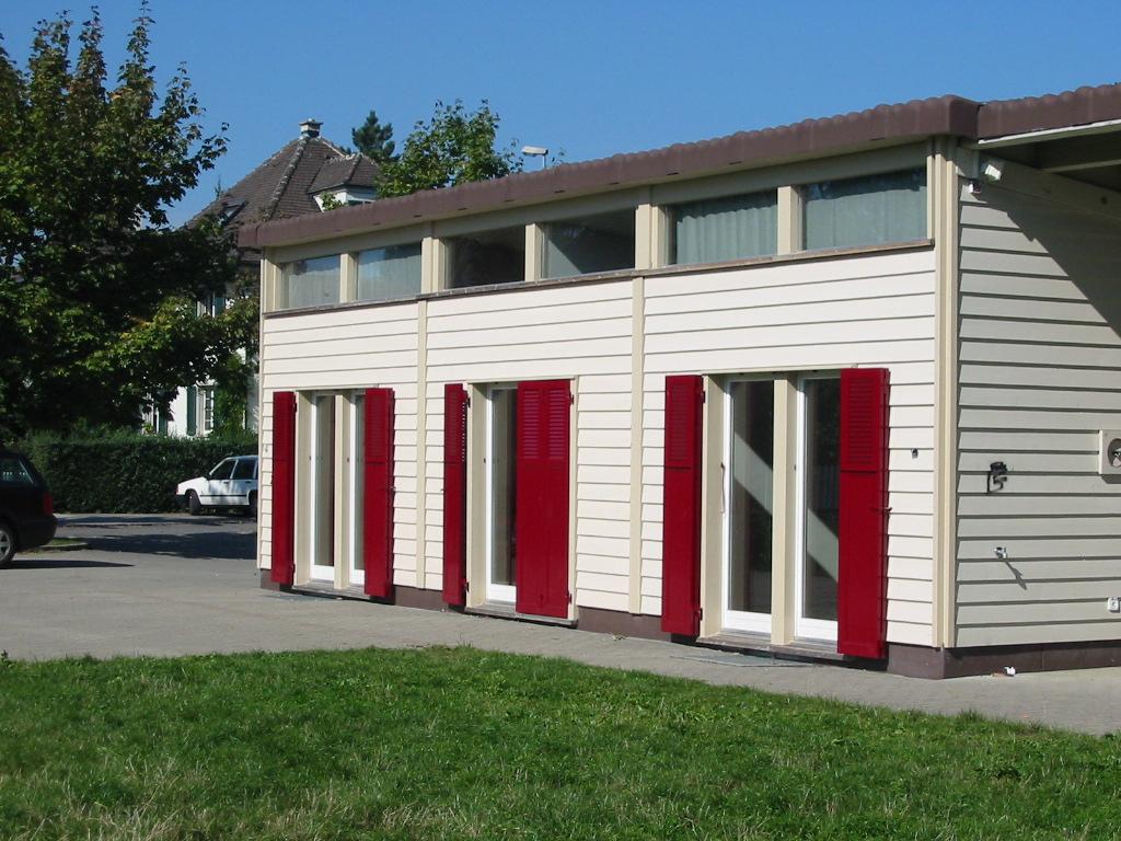 Club house | Wohlen | Switzerland