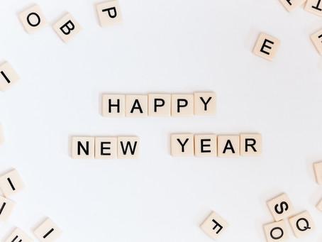 Wir wünschen ein gutes neues Jahr