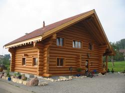 Blockhaus | Finsterhennen | Schweiz
