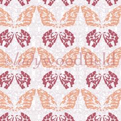 Tangerine Wings / Butterfly