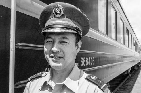 Trans Mongolian Railway, Mongolia