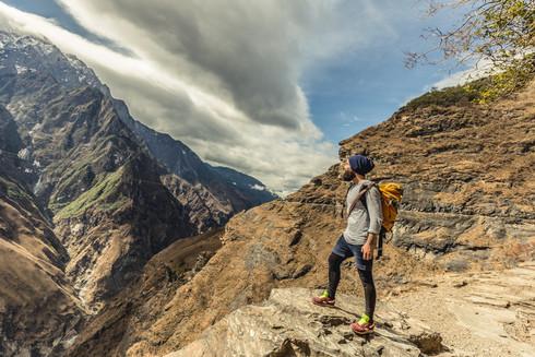 Tiger Leaping Gorge Trek, China