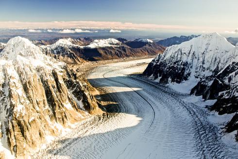 Denali National Park in Alaska, USA