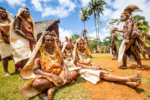 Lake Kutubu Festival, Papua New Guinea