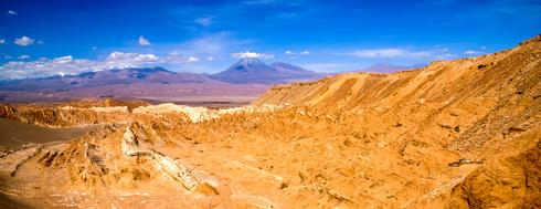 Valley de la Luna, Chile