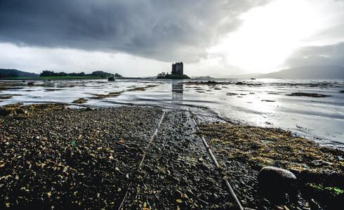 Castle Stalker, Skotland