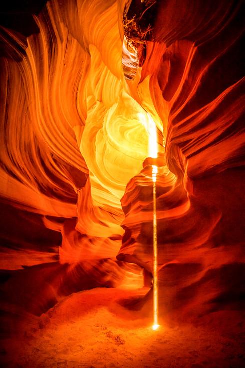 Antelope Canyon, Page, USA