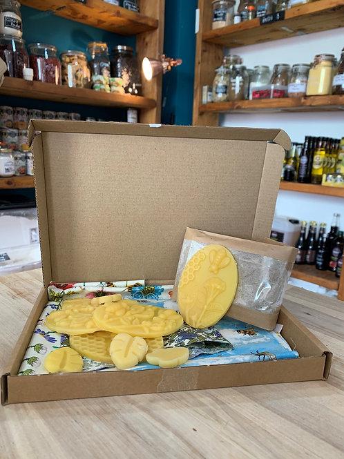 Ginge Eco Beeswax Wrap Kits