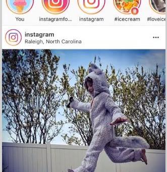 Wenn du Instagram hast, hast du auch Stories