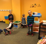Bethel offers Preschool Church during the entire Worship Service