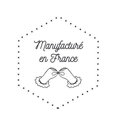 Manufacturé enFrance