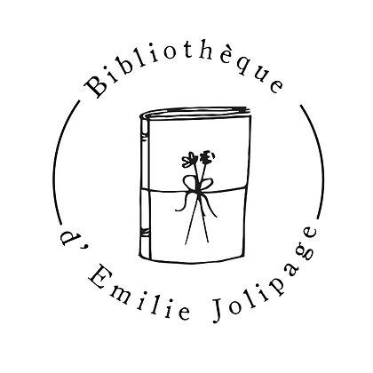 tampon ex libris bouquet
