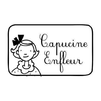 tampon Capucine Enfleur