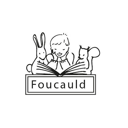 Tampon pour livre Foucauld