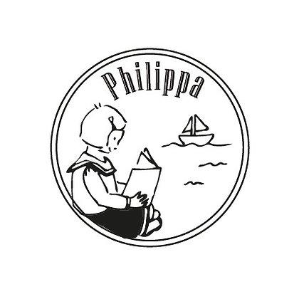 tampon pour livre Philippa
