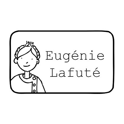 Copie de tampon Eugénie Lafuté
