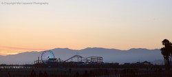 Pier & sunset