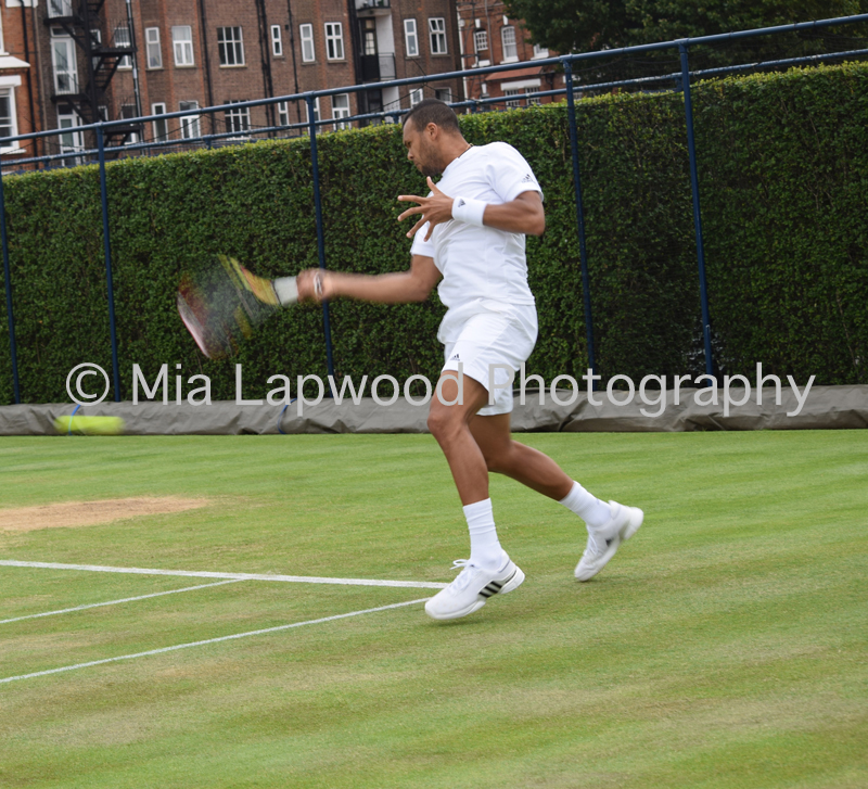 Tsonga - Queens Club 2015 - 5a