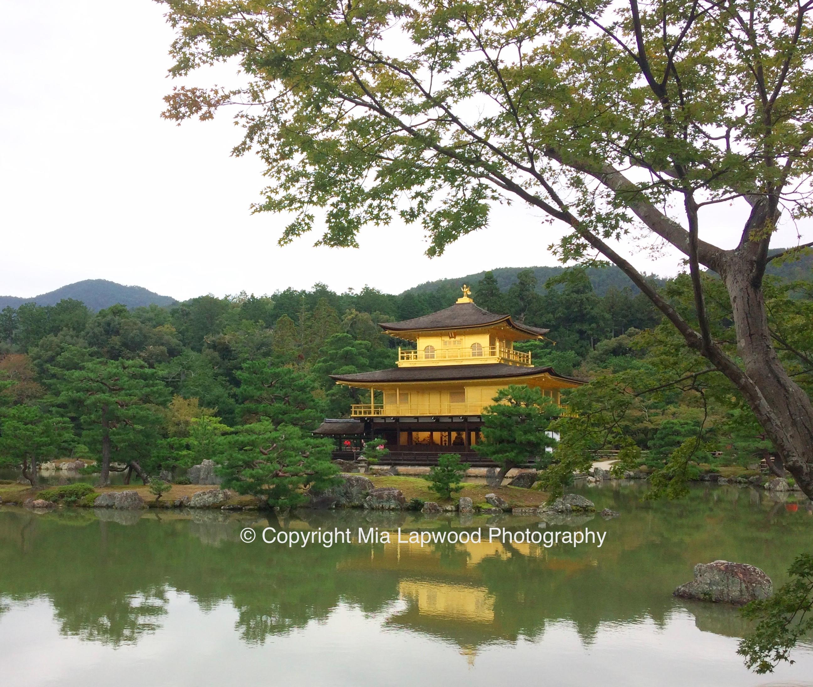 Kinkakujicho, Kyoto