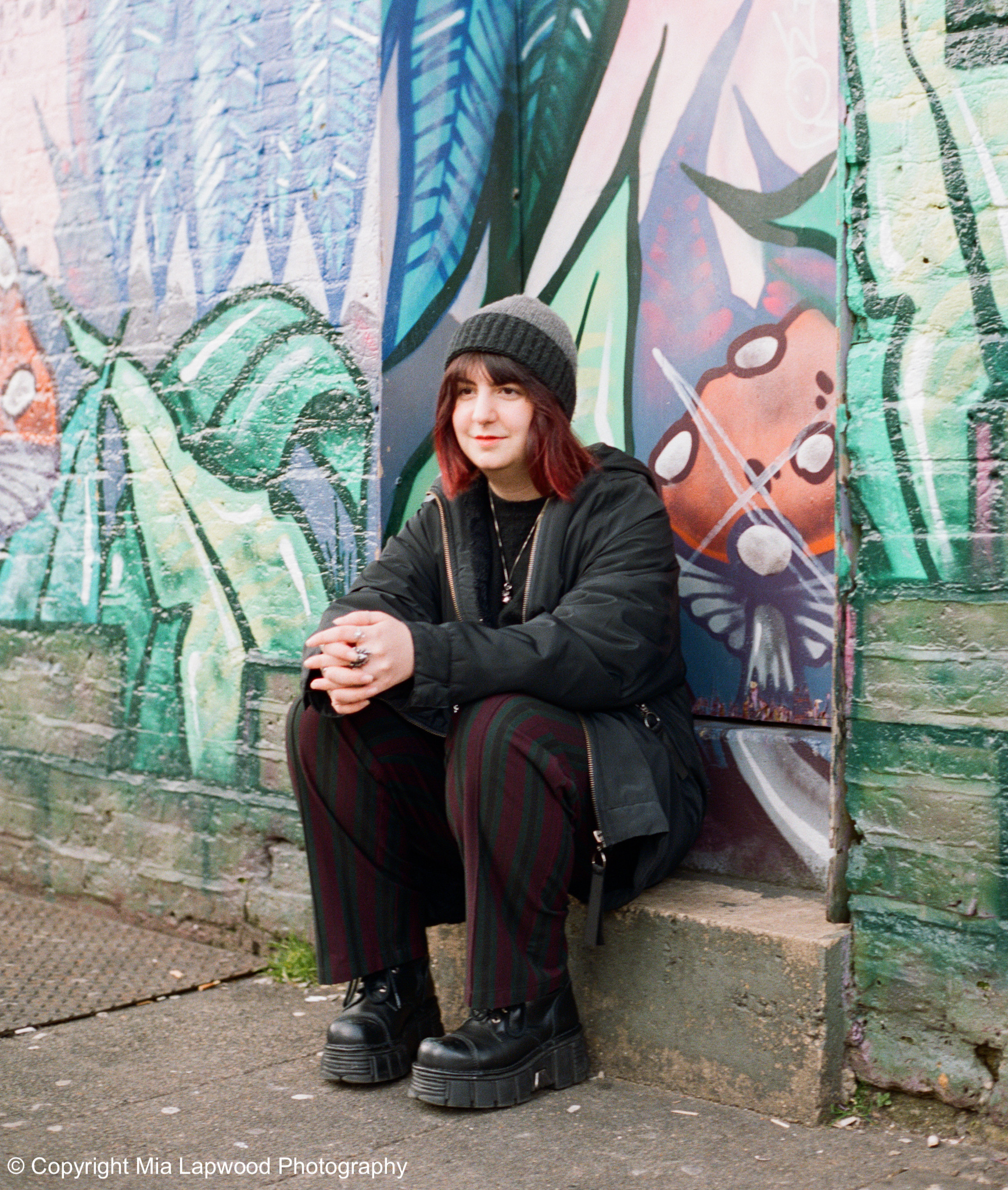 Yasmine graffiti