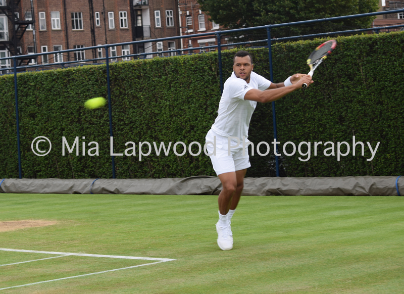 Tsonga - Queens Club 2015 - 9a