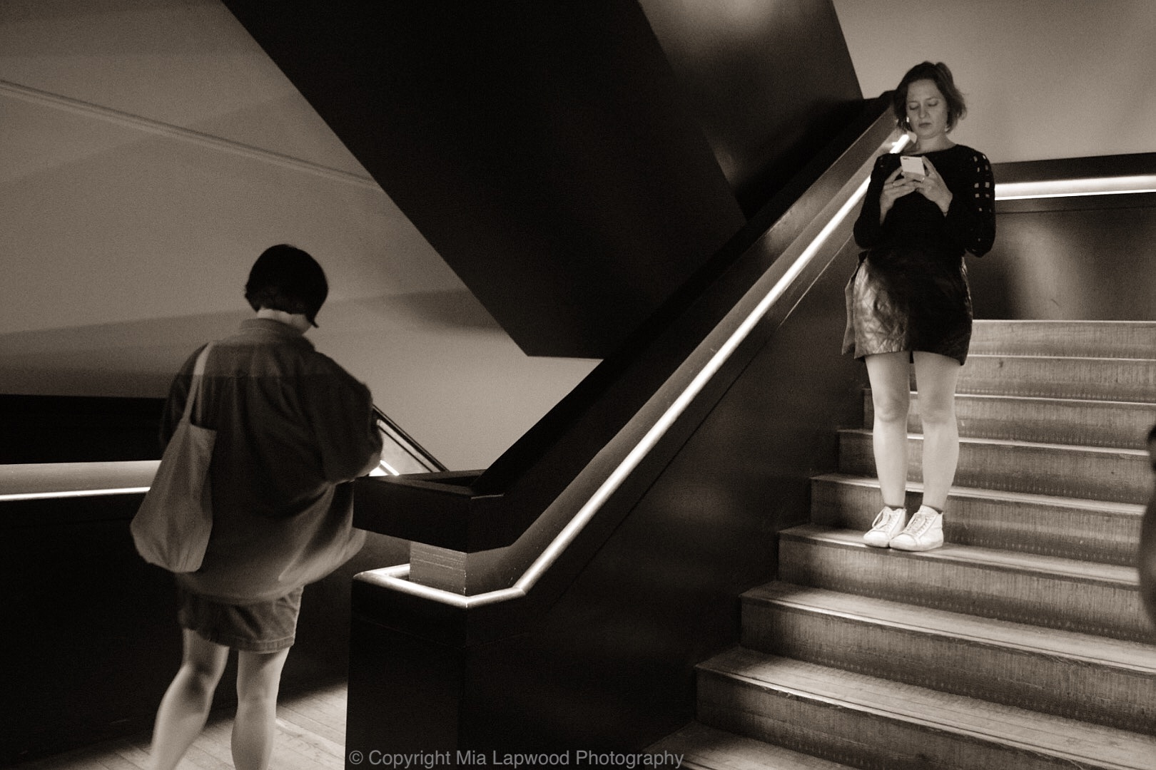 Stairs ppl
