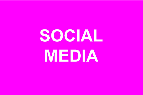 Social Media Monthly Retainer