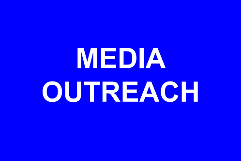 Media Outreach Monthly Retainer